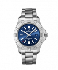 Breitling Colt Automatic, Stainless Steel, 44mm, Mariner Blue dial, A17388101C1A1