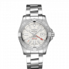 "Breitling Avenger II GMT, Stainless Steel, 43mm, ""Stratus Silver"" dial, A32390111G1A1"