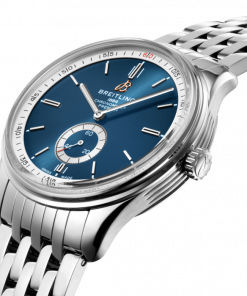 Breitling Premier Automatic 40, Stainless Steel, 40mm, Blue dial, A37340351C1A1