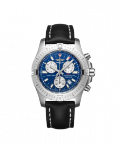 Breitling Colt Chronograph, Stainless Steel, 44mm, Mariner Blue dial, A73388111C1X1