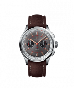 Breitling Premier B01 Chronograph 42 Wheels and Waves Limited Edition, Stainless Steel, Anthracite grey dial, AB0118A31B1X2