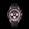 Breitling Navitimer B01 Chronograph 43 Swissair, Stainless Steel, Black dial, AB01211B1B1X1