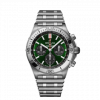Breitling Chronomat B01 42 Bentley, Stainless Steel, Green dial, AB01343A1L1A1