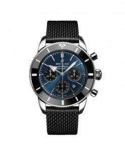 Breitling Superocean Heritage B01 Chronograph 44, Stainless Steel, 44mm, Blue dial, AB0162121C1S1