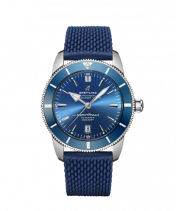 Breitling Superocean Heritage B20 Automatic 42, Stainless Steel, 42mm, Blue dial, AB2010161C1S1