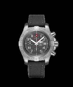 Breitling Avenger Bandit, Titanium, 45mm, Anthracite dial, E13383101M2W1
