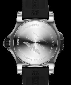 Breitling Superocean Automatic 48, Titanium, 48mm, Yellow dial, E17369241I1S1