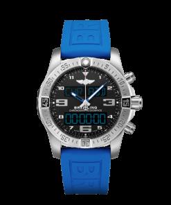 "Breitling Exospace B55, Brushed finished titanium, ""Volcano"" black dial, 46mm, EB5510H21B1S1"