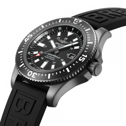 Breitling Superocean 44 Special, 44mm, Black dial, M17393131B1S1