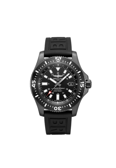 Breitling Superocean 44 Special, 44mm, Black dial, M17393131B1S1