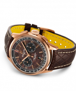 Breitling Premier B01 Chronograph 42 Bentley Centenary Limited Edition, 18k Red Gold, Brown dial, RB01181A1Q1X1
