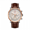 Breitling Navitimer Chronograph 41, Stainless Steel and 18K Red Gold, Mercury Silver dial, 41mm, U13324211G1P2