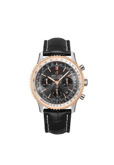 Breitling Navitimer B01 Chronograph 43, Stainless Steel and 18K Red Gold, Anthracite dial, 43mm, UB0121211F1P2