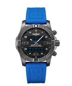 "Breitling Exospace B55, DLC-Coated Titanium, ""Volcano"" Black dial, 46mm, VB5510H21B1S1"