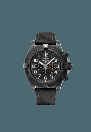 Breitling Avenger Hurricane 12H, Exclusive Ultralight Polymer Breitlight, 50mm, Black dial, XB0170E41B1W1