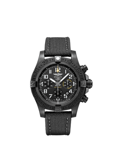 Breitling Avenger Hurricane 12H 45, Exclusive Ultralight Polymer Breitlight, 45mm, Volcano black dial, XB0180E41B1W1