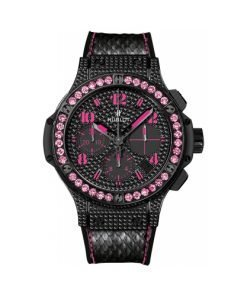Hublot Big Bang Black Fluo 41mm 341.sv.9090.pr.0933 Ladies Watch
